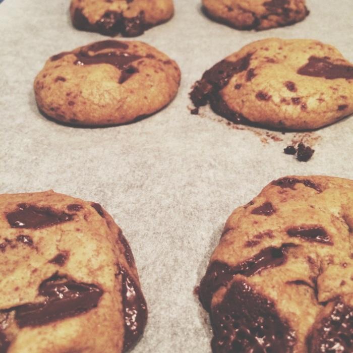 Sjokocookies